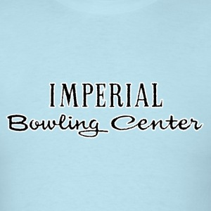 Imperial Bowling Center T-Shirts - Men's T-Shirt