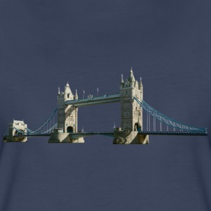 Tower Bridge (London) - Women's Premium T-Shirt