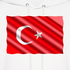 Turkey Flag - Men's Hoodie