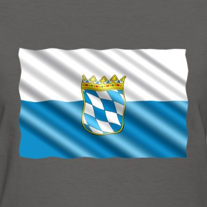 Bavaria Flag - Women's T-Shirt