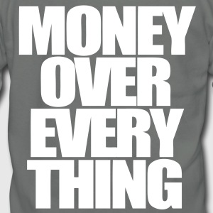 Money Over Everything Zip Hoodies/Jackets - stayflyclothing.com - Unisex Fleece Zip Hoodie by American Apparel