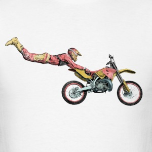 motocross freestyle T-Shirts - Men's T-Shirt