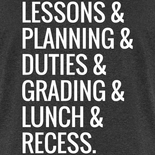 #TeacherLifestyle