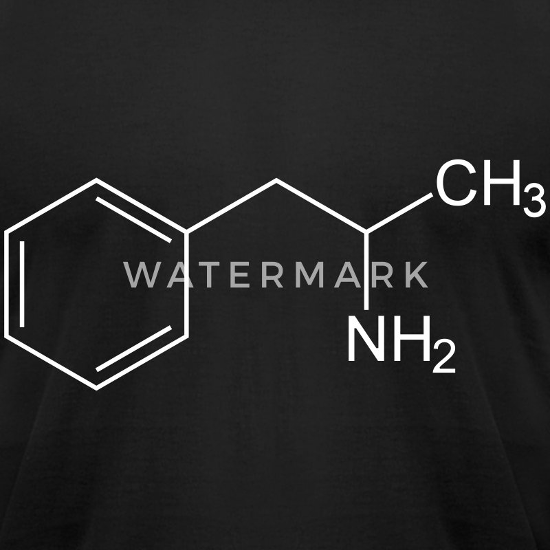 amphetamine speed T-Shirts - Men's T-Shirt by American Apparel