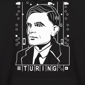 Alan Turing Tribute - Men's Hoodie