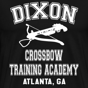 Dixon Crossbow Training Academy T-Shirts - Men's Premium T-Shirt