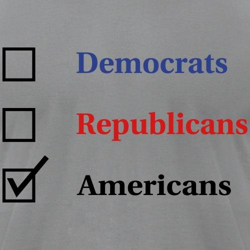 Election Ballot - Americans