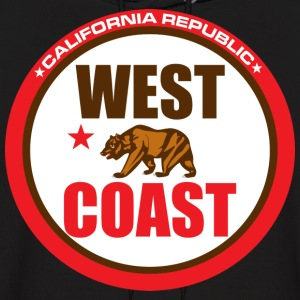 West Coast - Men's Hoodie