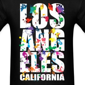 Los Angeles California - Men's T-Shirt