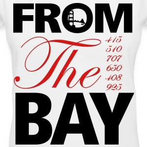 From the bay - Women's V-Neck T-Shirt