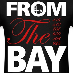 From the bay - Men's T-Shirt