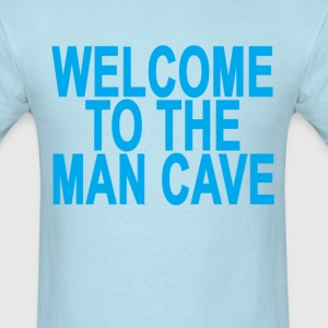 man_cave_ - Men's T-Shirt