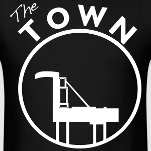 The Town - Men's T-Shirt