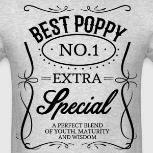 BEST POPPY T-Shirts - Men's T-Shirt