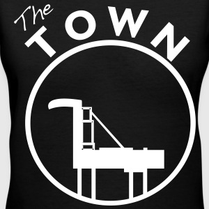 The Town - Women's V-Neck T-Shirt