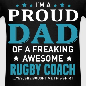 Rugby Coach's Dad - Men's T-Shirt