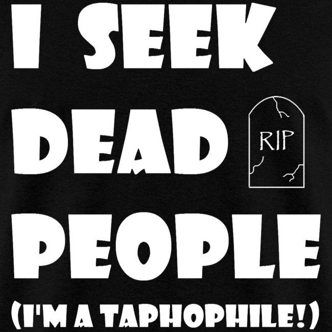Men's Taphophile T-shirt