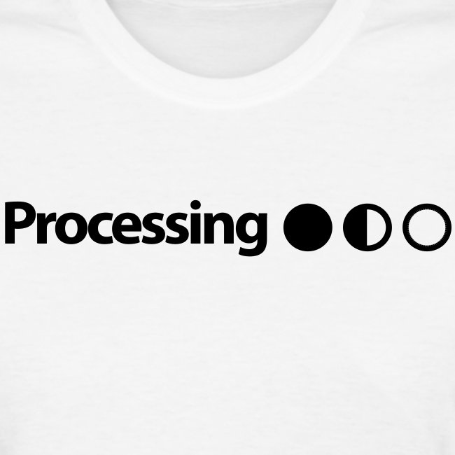 Processing in Black