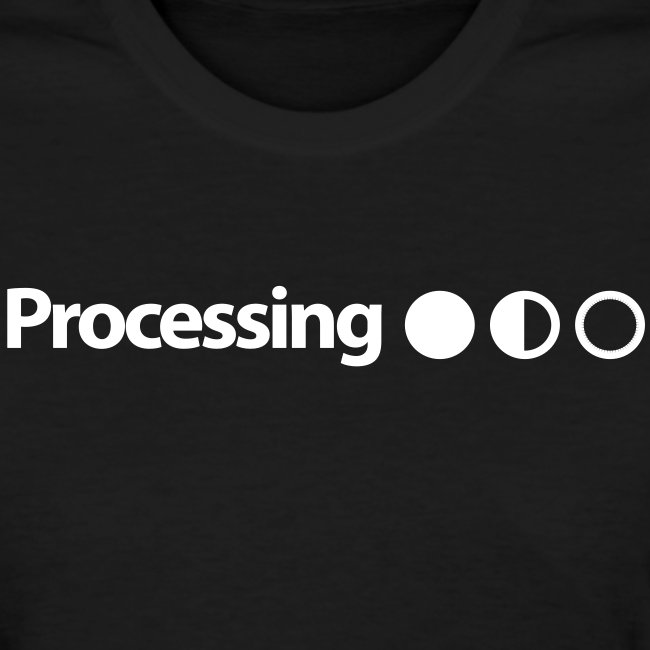 Processing in White