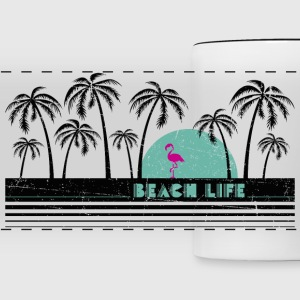 Beach Life Mug - Panoramic Mug