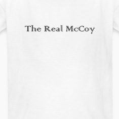 the_real_mccoy Kids' Shirts