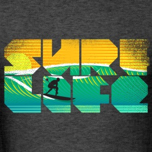 INDIGO SURFLIFE MIAMI T-Shirts - Men's T-Shirt