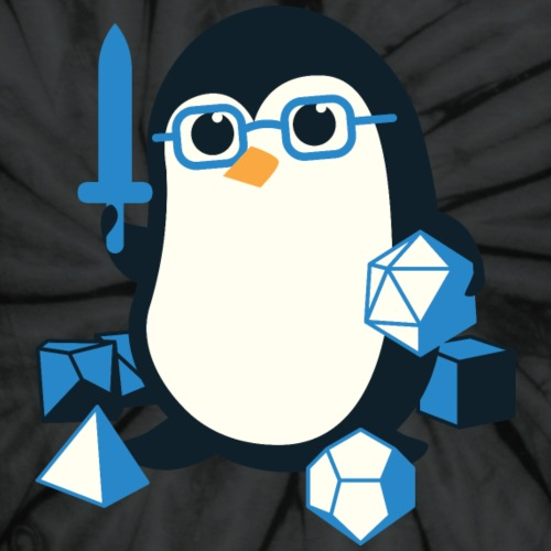 Penguin Dungeons &Dragons