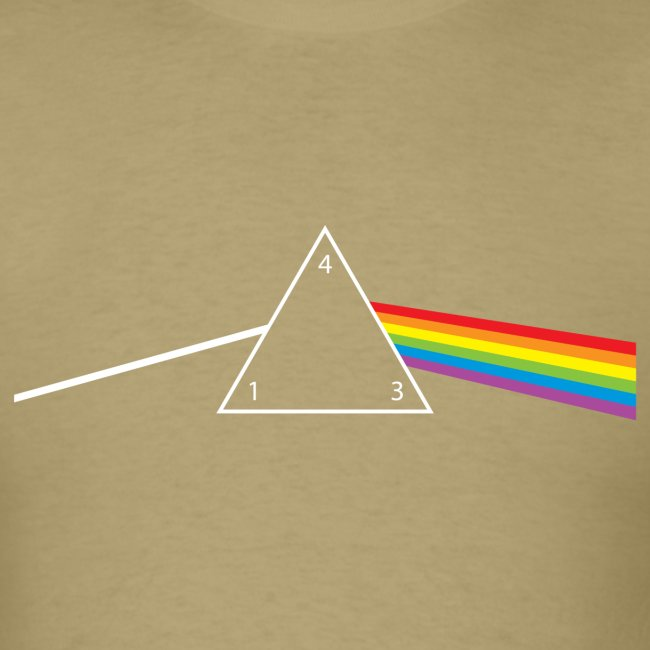 d4 Side of the Moon Dungeons & Dragons Pink Floyd Parody