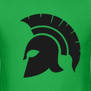 Spartan Mask - Men's T-Shirt