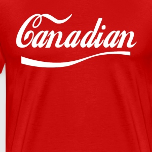 Canadian T-Shirts - Men's Premium T-Shirt