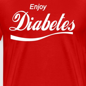 Diabetes T-Shirts - Men's Premium T-Shirt