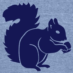 Squirrel T-Shirts