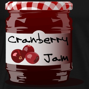 Cranberry Jam - Men's Premium T-Shirt