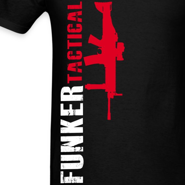 Funker Tactical & SCAR Right Side t-shirt
