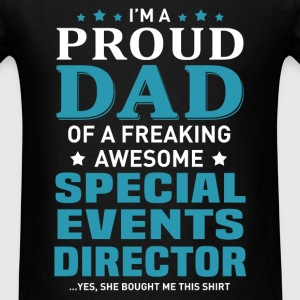 Special Events Director's Dad - Men's T-Shirt