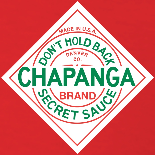 Chapanga Men's T-shirt (lapel front)