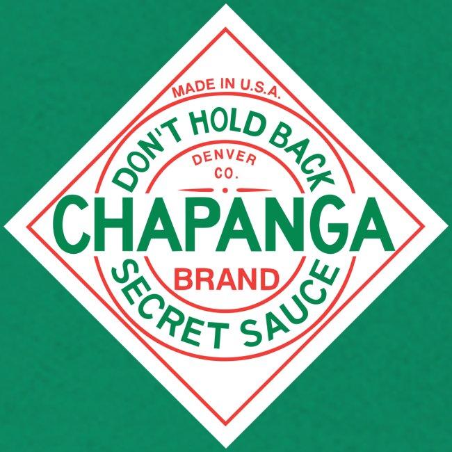Chapanga Hoodie (lapel front)