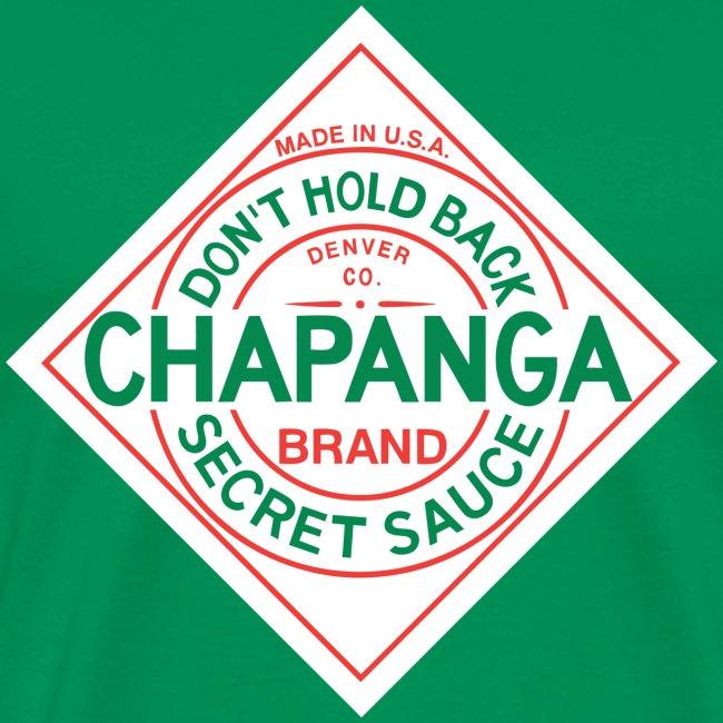 Chapanga Men's T-shirt (premium)