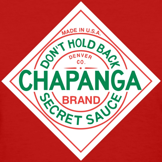 Chapanga Ladies' T-shirt