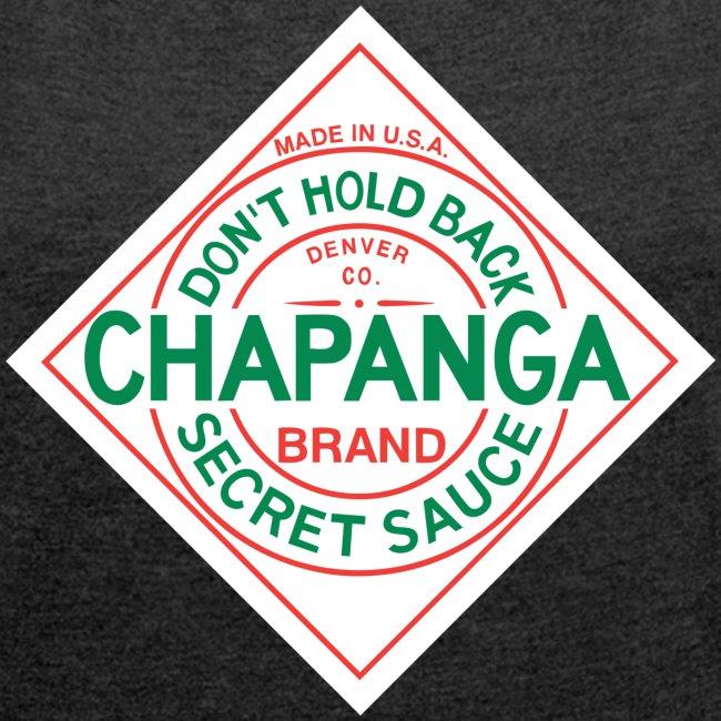 Chapanga Ladies' Ultra-Comfrotable T-shirt