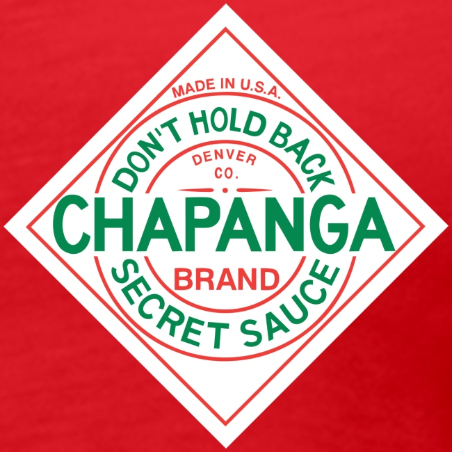 Chapanga Ladies' Tank Top (lapel front)