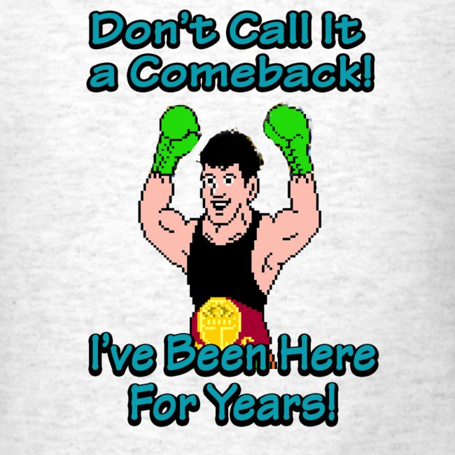 Punch-Out!! Little Mac