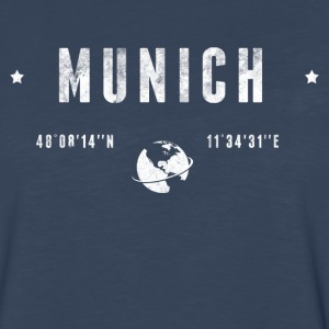 Munich Long Sleeve Shirts - Men's Premium Long Sleeve T-Shirt
