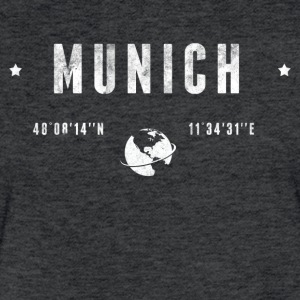 Munich T-Shirts - Fitted Cotton/Poly T-Shirt by Next Level