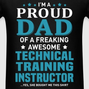 Technical Training Instructor's Dad - Men's T-Shirt