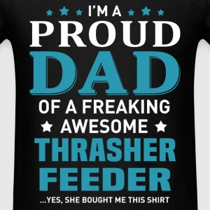 Thrasher Feeder's Dad - Men's T-Shirt