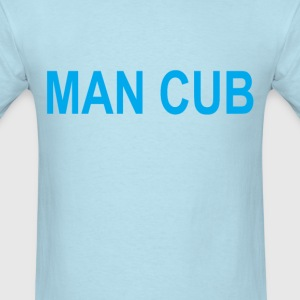 man_cub_shirt_ - Men's T-Shirt