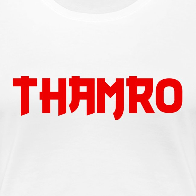 White Thamro Ladies Cut