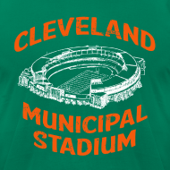Design ~ CLEVELAND MUNICIPAL STADIUM