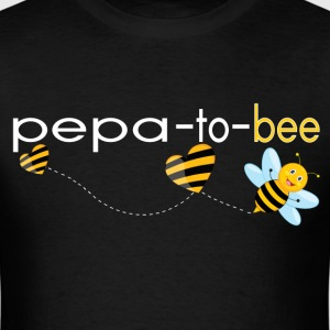 Pepa To Bee.. T-Shirts - Men's T-Shirt